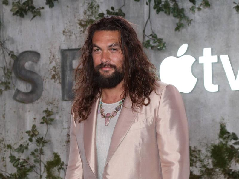 Jason Momoa thrilled to 'beat all the Hemsworth's' as GQ Australia's Man of the Year