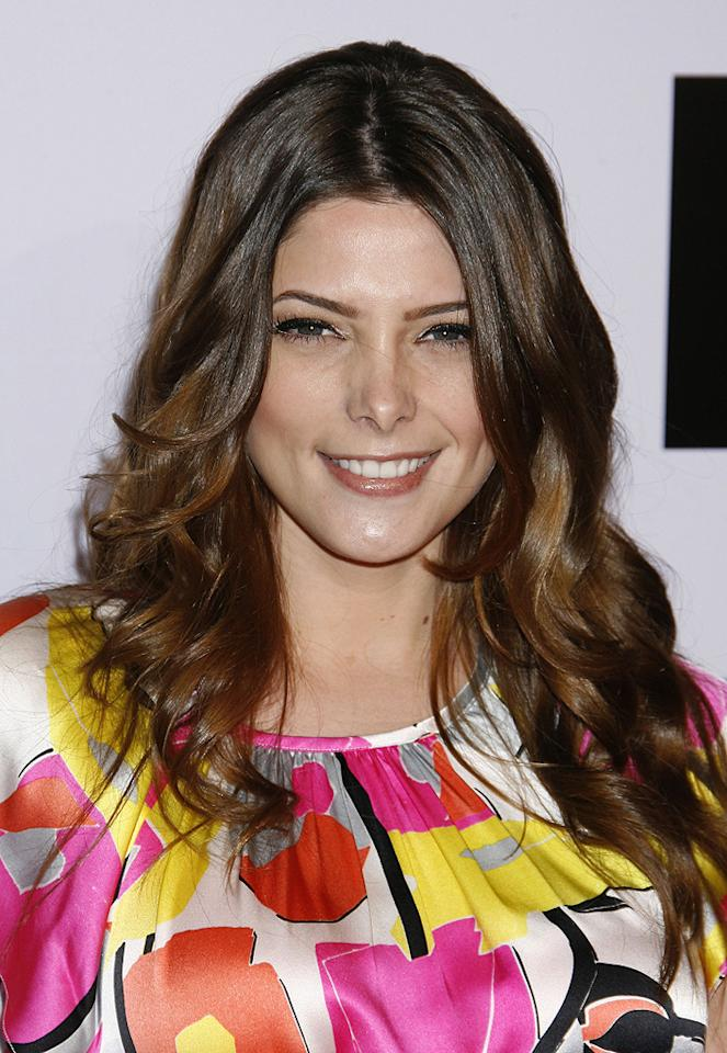 """<a href=""""http://movies.yahoo.com/movie/contributor/1810024386"""">Ashley Greene</a> at the Los Angeles premiere of <a href=""""http://movies.yahoo.com/movie/1809922967/info"""">Push</a> - 01/29/2009"""