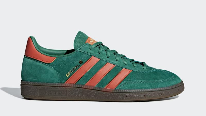 9013df702a860 Adidas Has  St. Patrick s Day  Vintage-Style Shoes That Will Bring You Good  Luck
