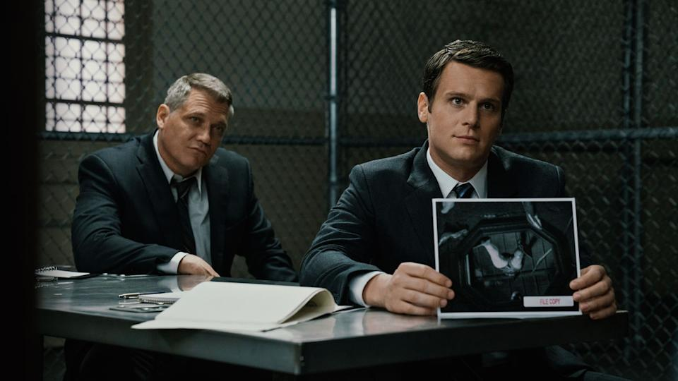 Mindhunter – one of the best Netflix shows