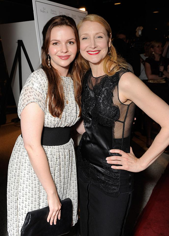 "<a href=""http://movies.yahoo.com/movie/contributor/1800295169"">Amber Tamblyn</a> and <a href=""http://movies.yahoo.com/movie/contributor/1800022307"">Patricia Clarkson</a> at the Los Angeles premiere of <a href=""http://movies.yahoo.com/movie/1810007788/info"">Whatever Works</a> - 06/08/2009"
