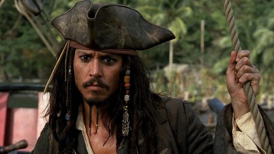 'Pirates of the Caribbean'. (Credit: Disney)