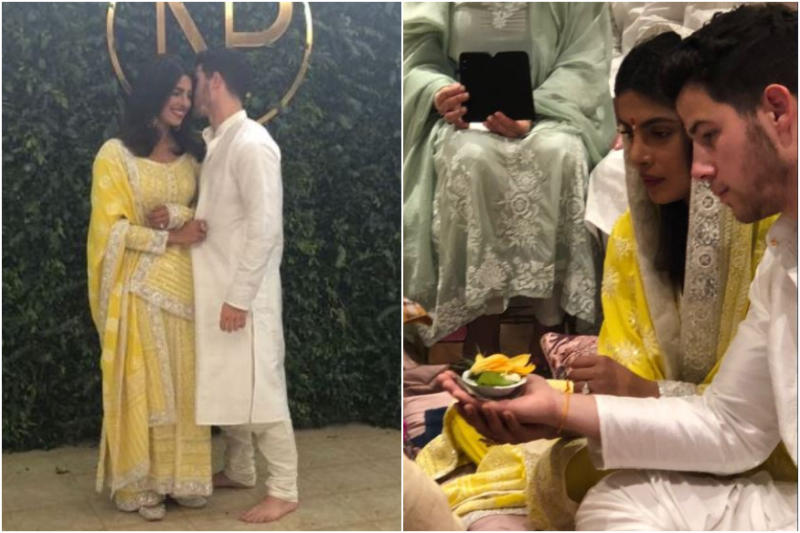 Inside Priyanka Chopra-Nick Jonas Engagement: Alia Jams, Nickyanka Dance, People Pout; See Videos, Pics