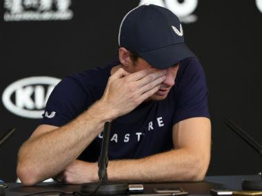 Australia Open 2019 could be my last tournament, says tearful Andy Murray ahead of showpiece event