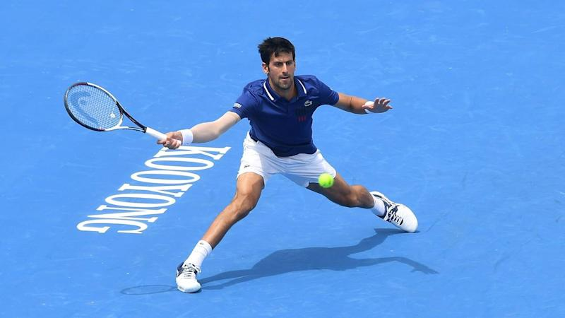 Novak Djokovic's ranking slump could make him the man to avoid when the Aussie Open draw is made