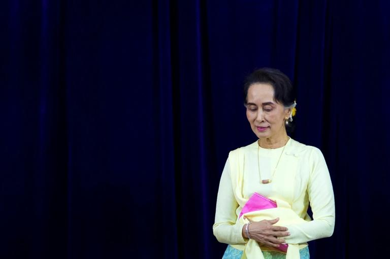 Aung San Suu Kyi won't be stripped of Nobel Peace Prize
