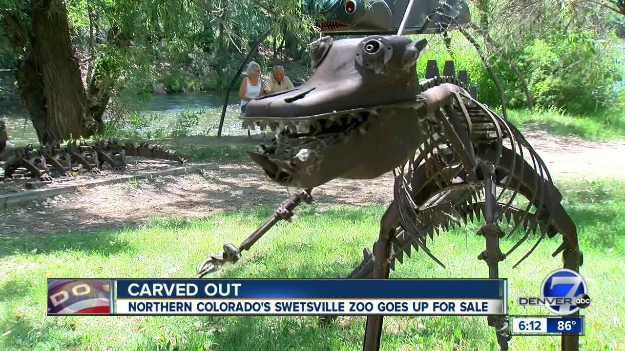 Larimer County farmer giving up wonderful hobby, calling it quits at