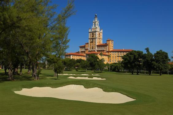 The Biltmore Hotel has an 18-hole championship golf course (The Biltmore Hotel)