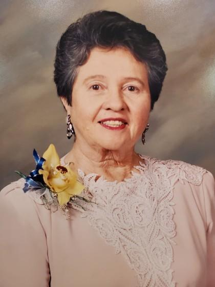 Dora Padilla was a longtime trustee of the Alhambra Unified School District.