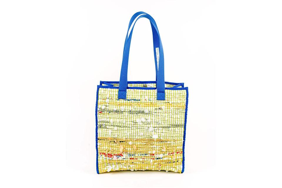 "$138, Made by Alex. <a href=""https://madebyalexnyc.com/collections/all/products/anybag"" rel=""nofollow noopener"" target=""_blank"" data-ylk=""slk:Get it now!"" class=""link rapid-noclick-resp"">Get it now!</a>"