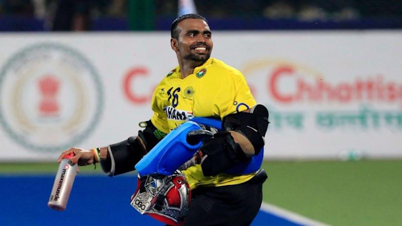 Captain Sreejesh Ruled Out of Azlan Shah Hockey Due to Injury