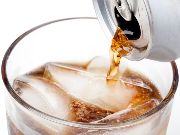 <p>Between the bubbles and the possible caffeine, soda is a no-no before bedtime. And if it's regular — not diet — soda, it's chock-full of sugar, which is super-stimulating. Sugar is also linked to shallower, less restful sleep.</p>
