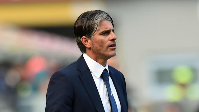 Serie A strugglers Palermo are onto their fifth coach of the 2016-17 Serie A season after Diego Lopez was sacked.
