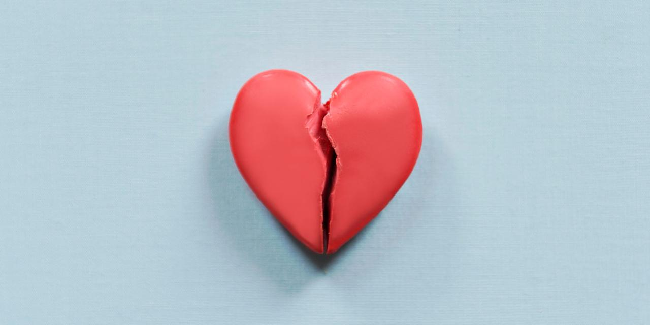 <p>The process of breaking up isn't easy, and the feelings that come afterward are hard to shake. These relationship experts make it clear whether you've moved on or still have some healing to do.</p>