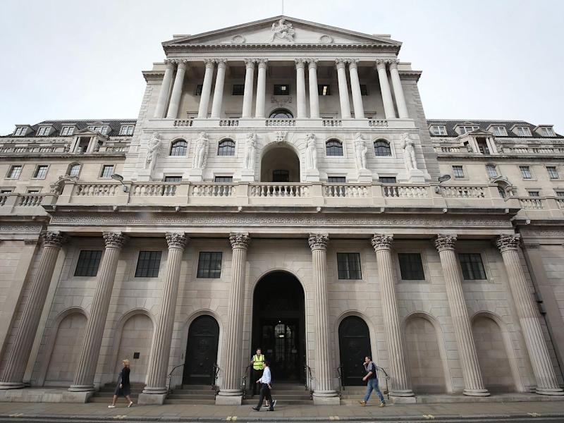 Labour suggested moving 'some functions' of the Bank of England out of London to Birmingham: PA