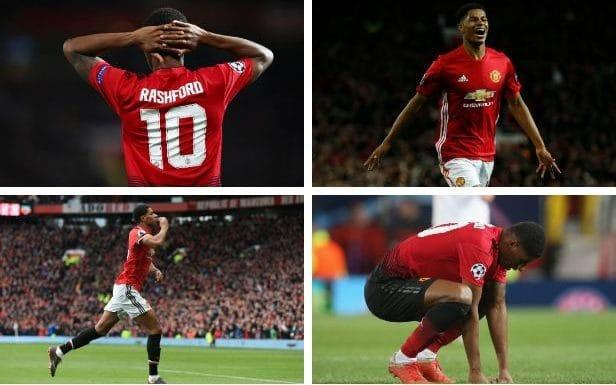 Bursting through for club and country, it seemed not a week would go by without Marcus Rashford etching his name into the record books.