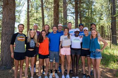 HOKA NAZ Elite Team Photo