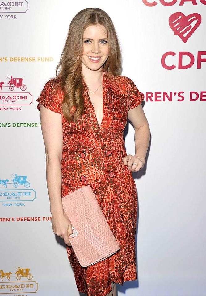 """August 20: Amy Adams turns 37. John Shearer/<a href=""""http://www.gettyimages.com/"""" target=""""new"""">GettyImages.com</a> - April 20, 2011"""