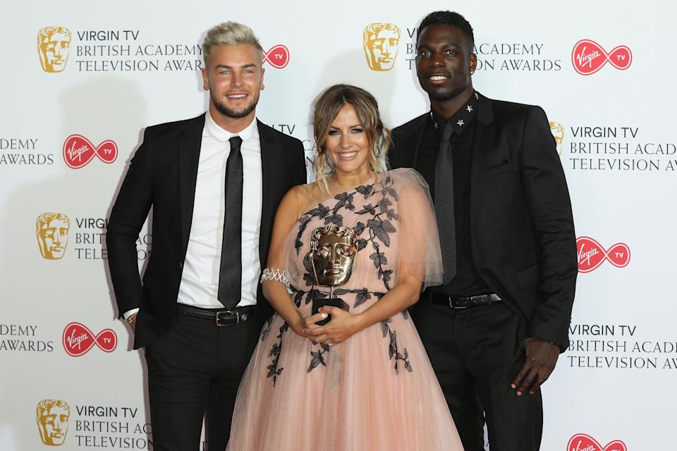 'Love Island' is officially a BAFTA-winning show (Photo: Tim Whitby via Getty Images)