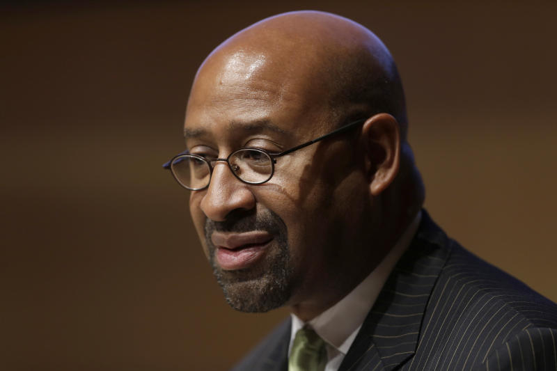 Philly mayor: Federal cuts hurt local governments
