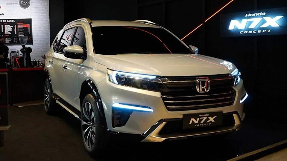 Production-specific Honda N7X SUV to be unveiled in August