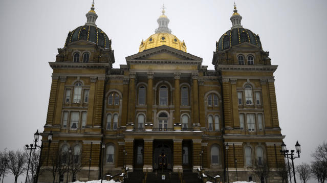 Iowa House Votes In Favor Of Restoring Voting Rights To Felons