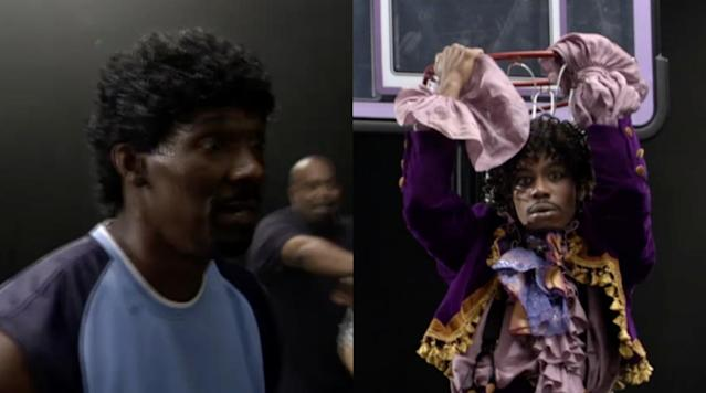When I heard that Charlie Murphy had died, the first thing I thought of was his classic Chappelle's Show story about playing basketball with Prince.