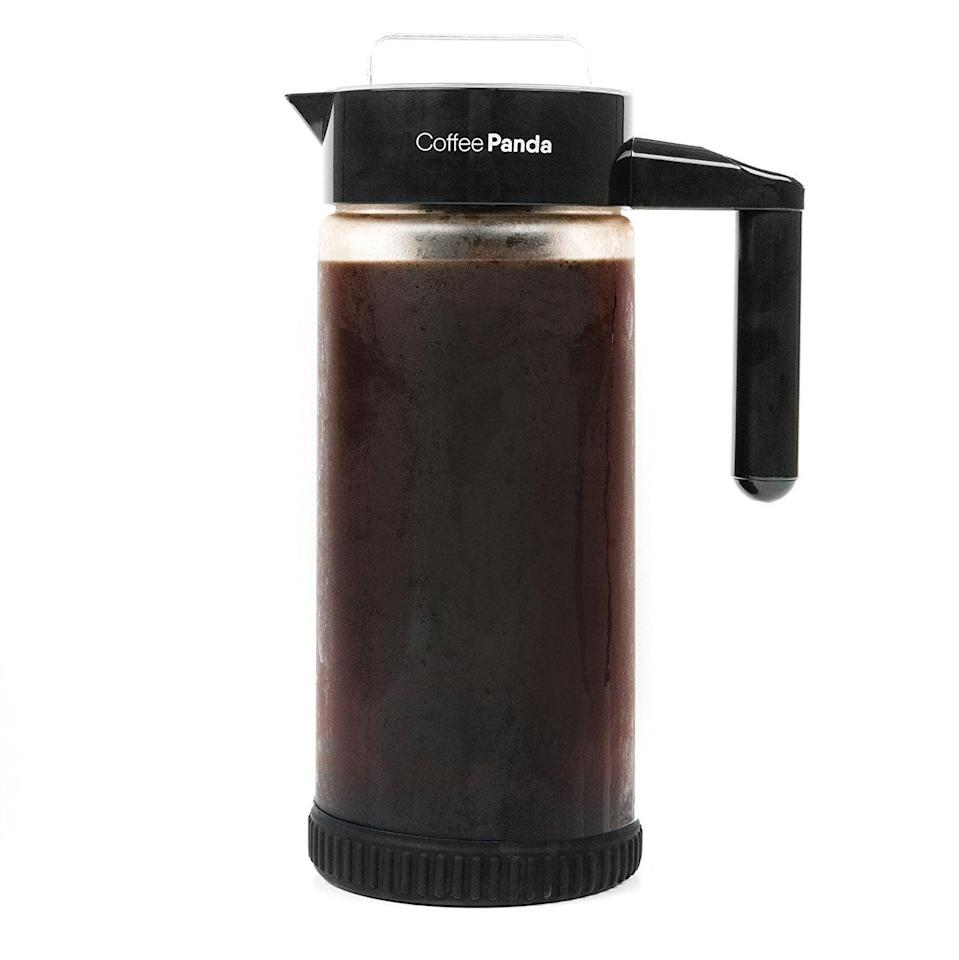 <p>Instead of brewing a pot of coffee or running to the nearest coffee shop for an afternoon pick-me-up, keep this <span>Coffee Panda Cold Brew Maker</span> ($30) in your fridge for a seriously delicious homemade cold brew that's a cinch to make. Just make sure you have a coffee grinder on hand!</p>