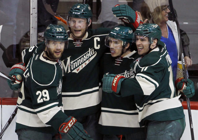 Wild at home, tame on the road, Minnesota needs to treat Game 5 like a Game 7