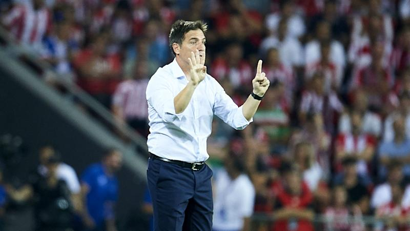 Berizzo sacked by Athletic after one win in 14 La Liga games