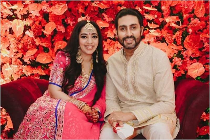After COVID-19 Recovery, Abhishek Bachchan Steps Out to Attend JP Dutta's Daughter's Engagement