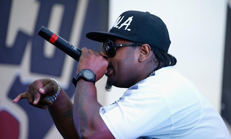 Eazy-E performs during the Juggalo March On Washington on September 16, 2017 in Washington, DC