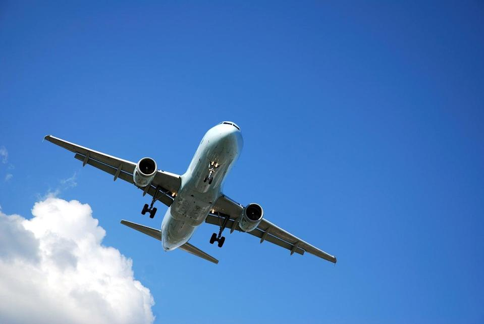 Flying carries low risk of Covid transmission according to new report (Getty Images)