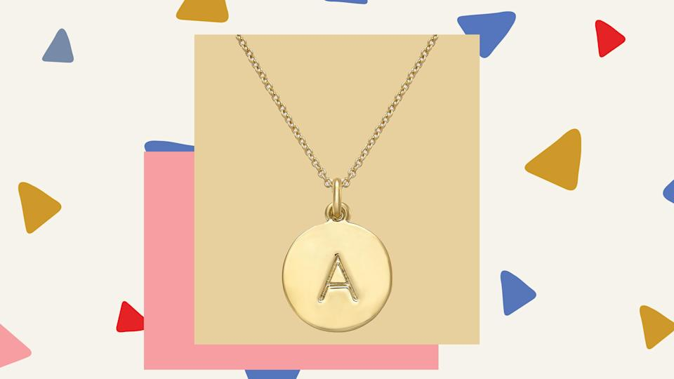 Best gifts for wives 2021: Kate Spade One In A Million Pendant Necklace.
