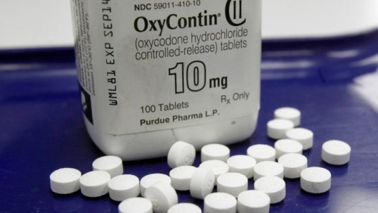 OxyContin created 'hell on earth' says former RCMP officer who sued drug maker