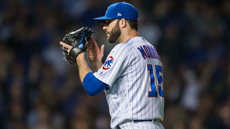 Cubs sign oft-injured reliever Brandon Morrow to minor-league deal