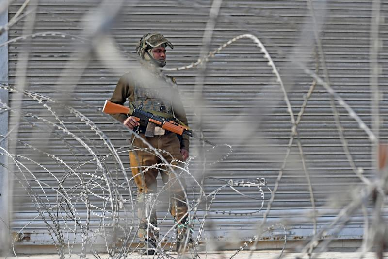 Kashmir in Lock Down, But India Says Restrictions Will Ease Soon