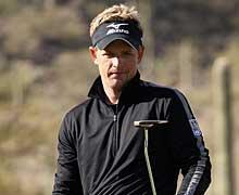 Luke Donald doesn't do any one thing great, but he's a solid player who should be a factor in this year's majors