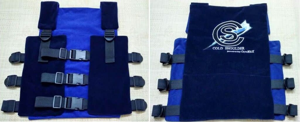 """<p>Cold Shoulder LLC, a beneficiary of multi-time funding via Kickstarter, is back with an <a href=""""https://www.coldshouldervest.com/"""">iterated vest</a> ($149.95-$199.95). Its first, which didn't have a cooling gel that is featured in the second, allowed users to burn 500 calories a day when worn twice; you can wear it however long you want, even if it's just for an hour before bedtime.It's essentially turning the thermostat in your living room down to 65 degrees Fahrenheit — but only for your core. (Though, you can't """"spot reduce"""" fat, so the product could be trimming fat from other parts of your body even though you're wearing it around your torso.) It's designed to be used when you're <i>not </i>in the mood to work out, allowing you to burn calories while you watch TV, for example. """"I conceived The Cold Shoulder as a way for people to burn calories while sedentary,"""" co-founder Wayne B. Hayes, PhD, a NASA scientist with an interest in thermogenesis, tells Yahoo Health. """"We've sold over 3,000 vests so far, and feedback is almost universally positive."""" The vest itself is one-size-fits-all, but if it works for you, you should notice it getting bigger.</p>"""