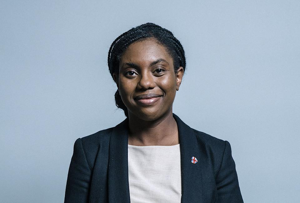 Equalities minister Kemi Badenoch has come under fire for her comments about LGBT+ people. (gov.uk)