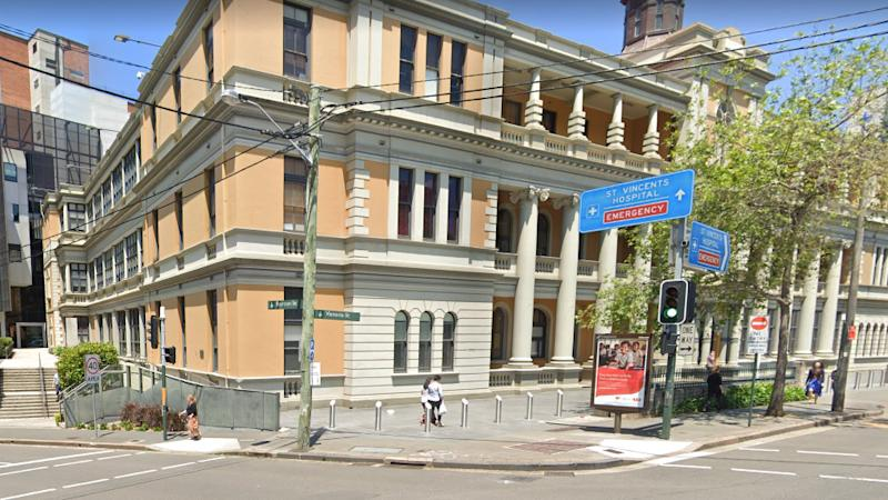 NSW police have set up an exclusion zone around Victoria Street and Burton Street in Sydney