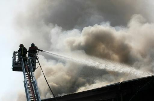 At least 16 migrants dead in Moscow warehouse fire: ministry