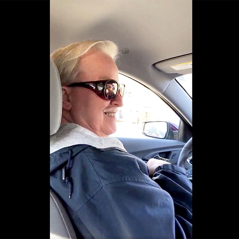 Elwood Edwards, Voice of AOL's 'You've Got Mail,' Is Now an Uber Driver