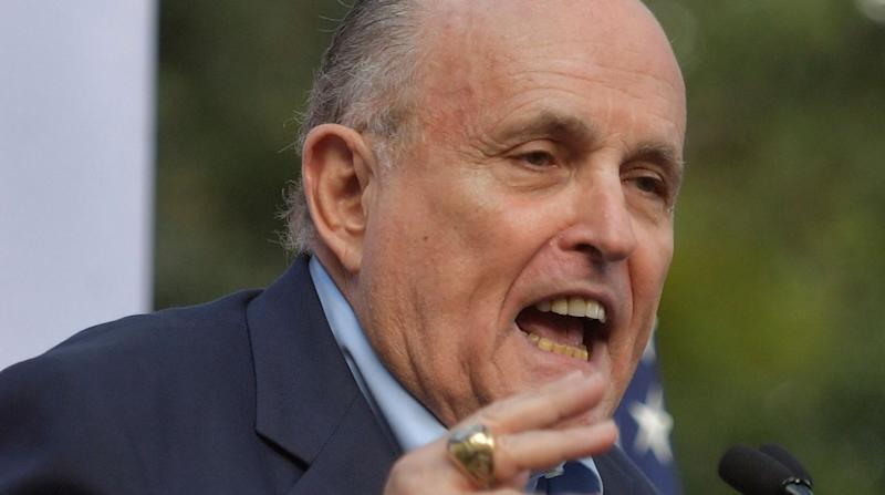 Twitter Deletes Rudy Giuliani Tweet With Fake COVID-19 Drug Information