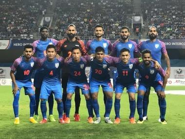 In the recent rankings released by FIFA, India fell two places to 103 after it lost two matches and drew one in the Intercontinental Cup earlier this month
