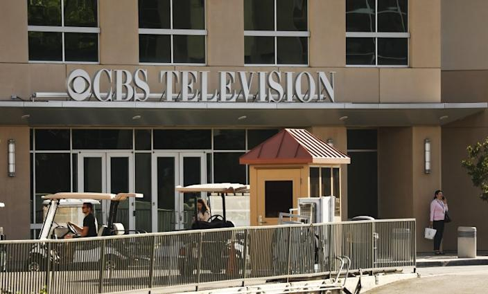 LOS ANGELES, CA - OCTOBER 16, 2019 Photo of the Broadcast Center Building on the CBS Studios Center in Studio City on October 16, 2019 for a package of stories about CBS' television stations. The stations, KCBS Channel 2 and KCAL Channel 9, are housed on the lot. (Al Seib / Los Angeles Times)