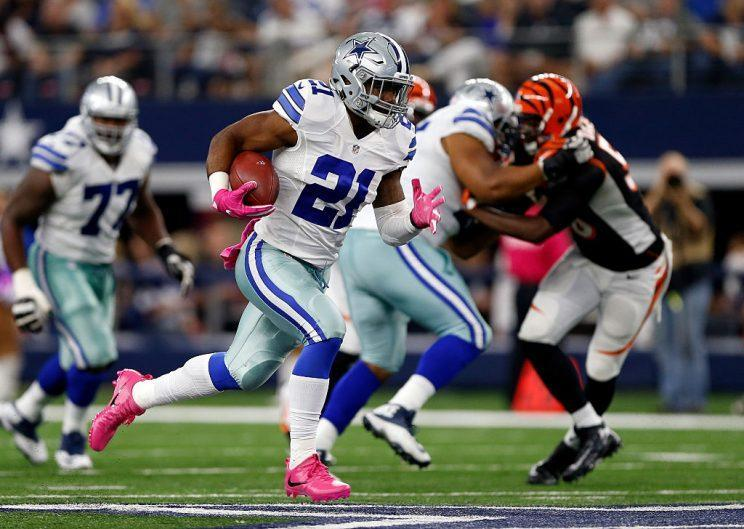 Ezekiel Elliott can't be stopped and a look around the rest of the league in Week 5 (Getty Images)