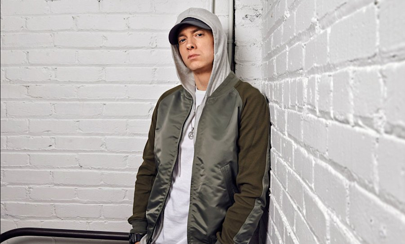 Eminem supports Chris Brown beating Rihanna in cringy unreleased lyrics