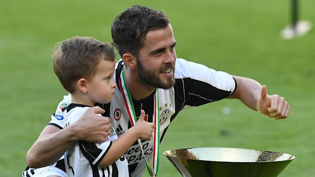 Midfielder Miralem Pjanic regrets his failure to win a trophy at Roma, claiming he had to make the move to Juventus to experience success.