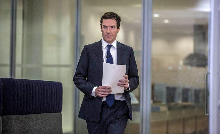 Osborne applied for Standard job… after friends asked for help with applications